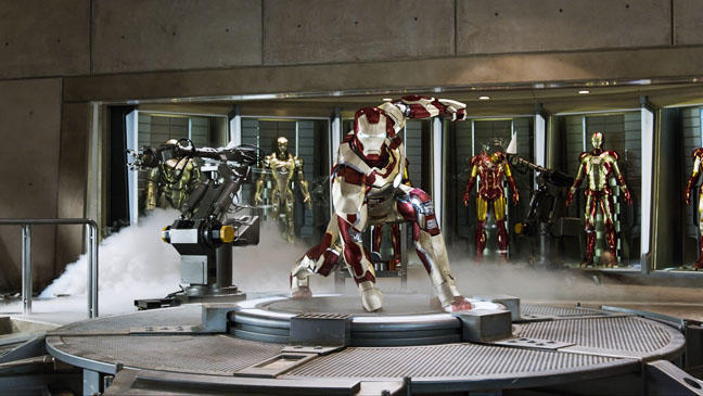 Iron Man 3 in Suit Still - H 2013