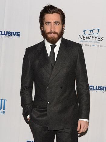 Jake Gyllenhaal Headshot - P 2013