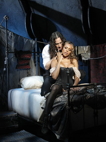 Jekyll and Hyde Theater Review - P 2013