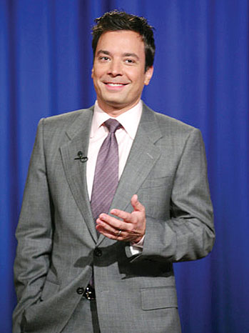Jimmy Fallon Tonight Show - P 2013