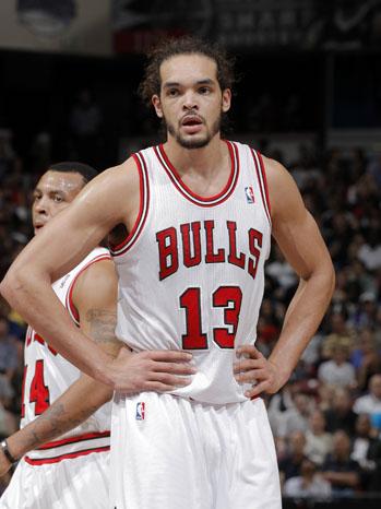 Joakim Noah Chicago Bulls - P 2013