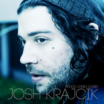 Josh Krajcik Blindly Lonely Lovely cd art P