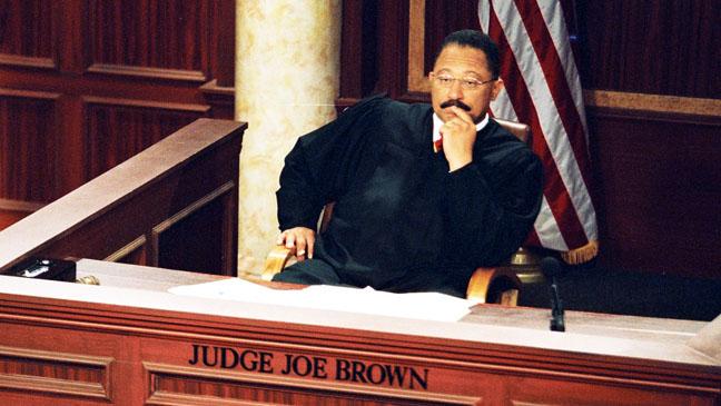 Judge Joe Brown Episodic - H 2013