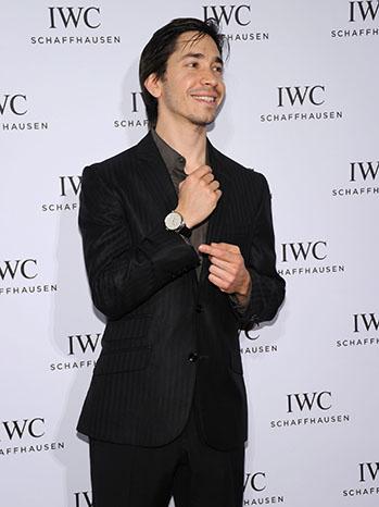 Justin Long Tribeca - P 2013