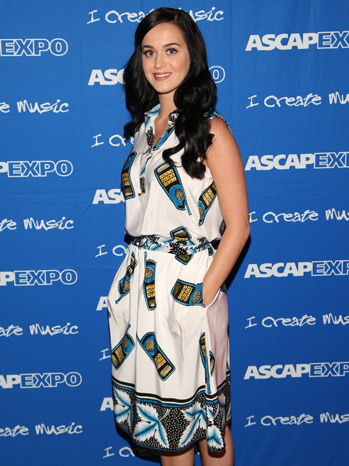 Katy Perry ASCAP Expo 2013 P