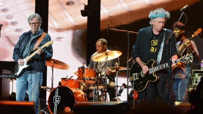 Keith Richards Crossroads Festival - H - 2013