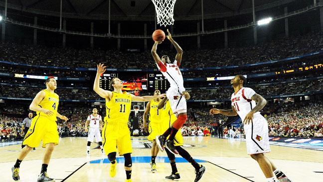 NCAA Tournament Louisville Michigan - H 2013