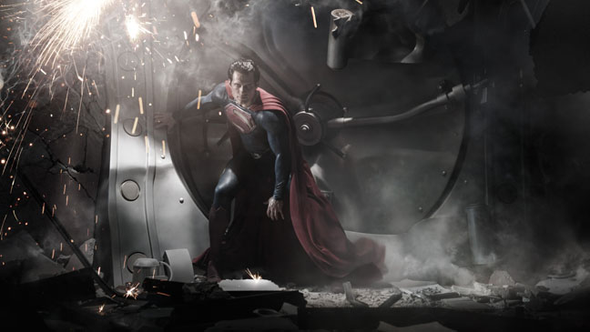 Man of Steel Horizontal - H 2013
