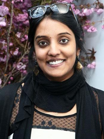 Meera Menon - P 2013