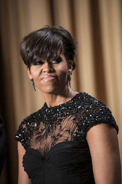 Michelle Obama WHC —P 2013