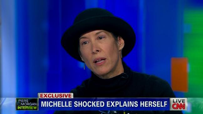 Michelle Shocked Piers Morgan screen grab 2 L