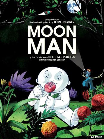 Moon Man Poster Art - P 2013