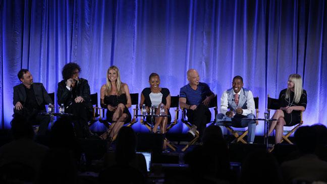 NBC America's Got Talent Panel - H 2013