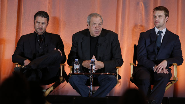 NBC Chicago Fire Panel - H 2013