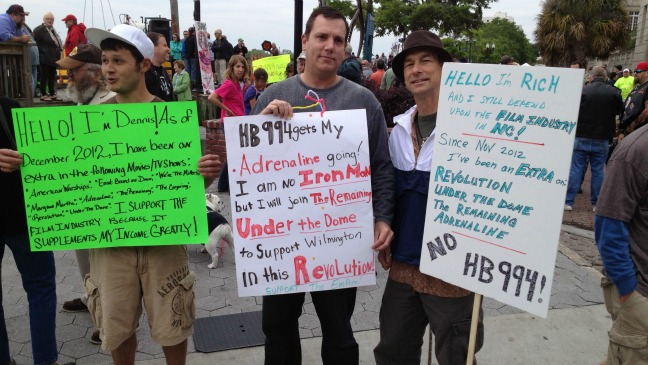 NC Protest - H 2013