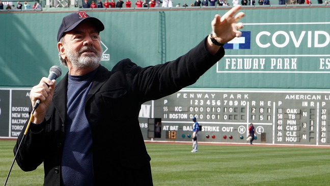 Neil Diamond Red Sox - H 2013