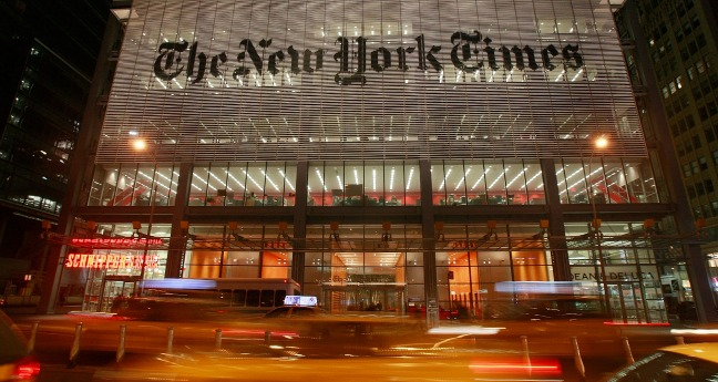 New York Times Building - H - 2013