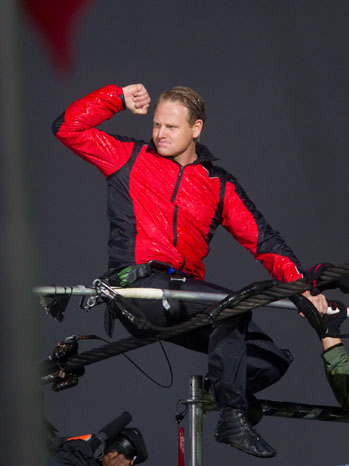 Nik Wallenda Tightrope - P 2013