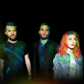 Paramore Album Art - P 2013
