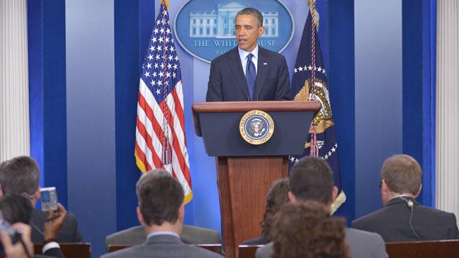 President Obama Boston Press Conference - H 2013
