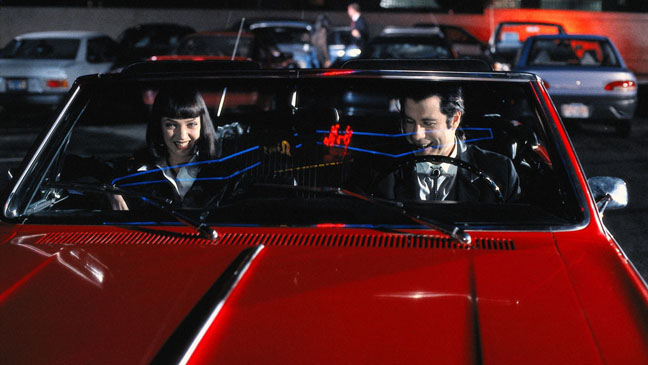 Pulp Fiction Chevy Malibu - H 2013