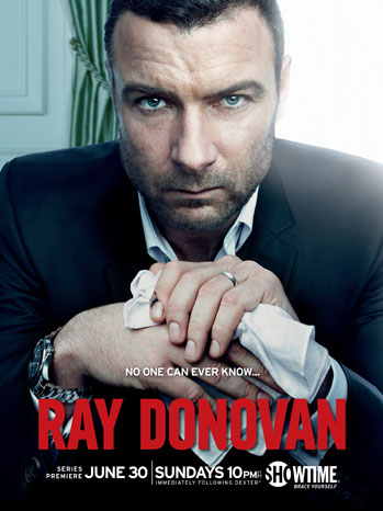 Ray Donovan S1 Key Art - P 2013