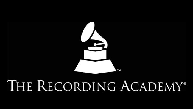 Recording Academy logo black L