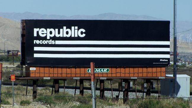 republic records billboard L