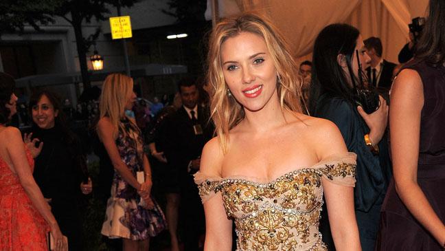Scarlett Johansson Horizontal - H 2013
