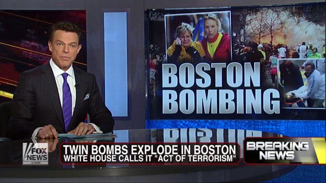 Boston Bombing Shep Smith Fox News - H 2013