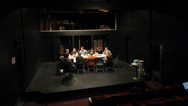Slipping Rehearsal - H 2013