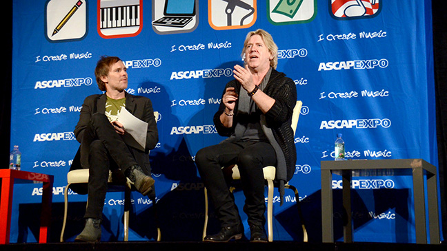 Steve Lillywhite ASCAP expo 2013 L
