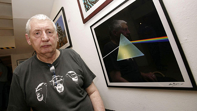 Storm Thorgerson Pink Floyd Art - H 2013