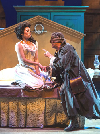 The Beaux' Stratagem Theater Review - P 2013