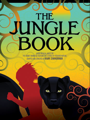 The Jungle Book Poster Art - P 2013