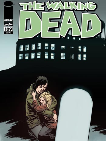 The Walking Dead Cover 109 - P 2013