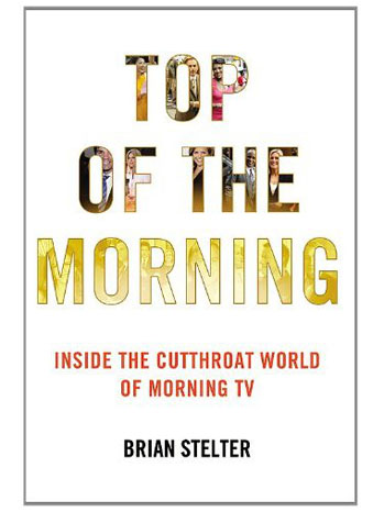 Top of the Morning Book Cover - P 2013