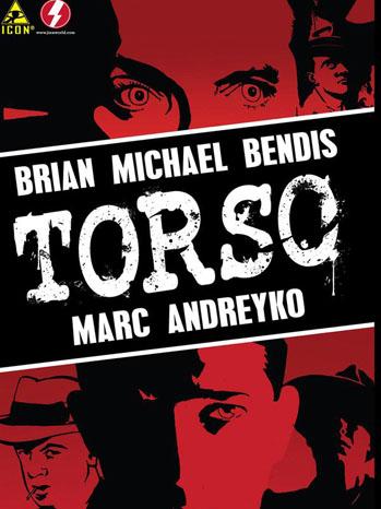 Torso Book Cover - P 2013