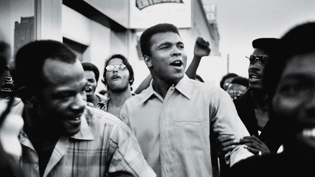 Trials of Muhammad Ali Tribeca Film Still - H 2013