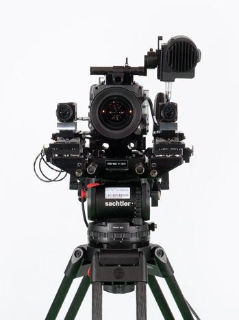 Trifocal Camera - P 2013