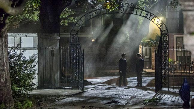 Vampire Diaries The Originals Cemetery - H 2013