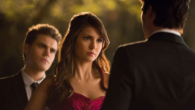Vampire Diaries Pictures of You Dobrev - H 2013