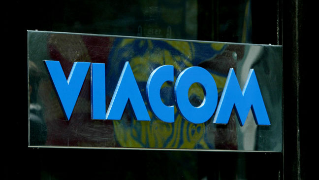 Viacom HQ Sign - H 2013