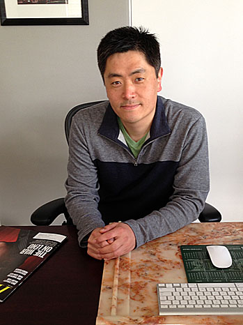 Young Il Kim Writer - P 2013