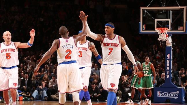 New York Knicks 2013 H