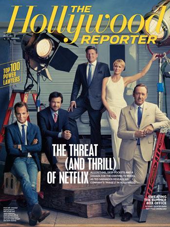2013 Issue 19: Netflix