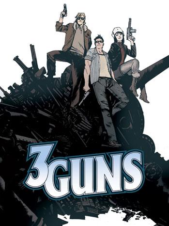 3 Guns Cover - P 2013
