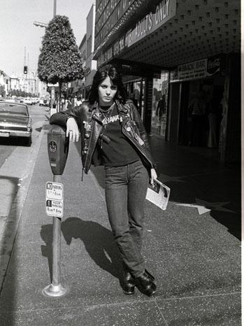 Punk in L.A.: Joan Jett