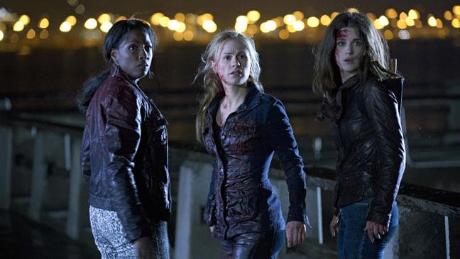 Tara, Sookie and Nora