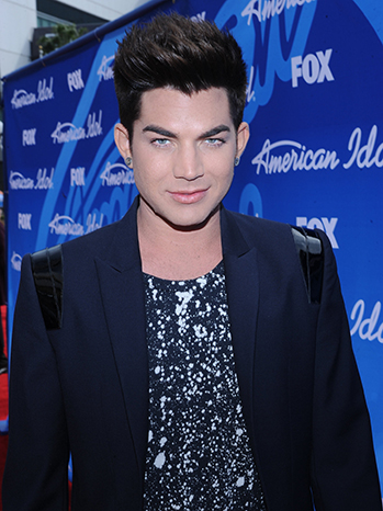 Adam Lambert Idol season 12 finale P